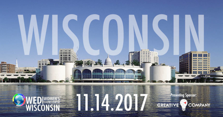 Photo of Monona Terrace Madison WI, the home of WOMEN'S ENTREPRENEURSHIP DAY WISCONSIN 2017.